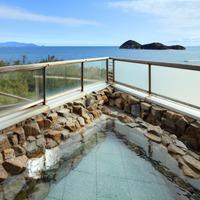 ◆【当日限定】瀬戸内海を望む絶景露天風呂!自慢の「絹島温泉」を気軽に満喫【素泊り】