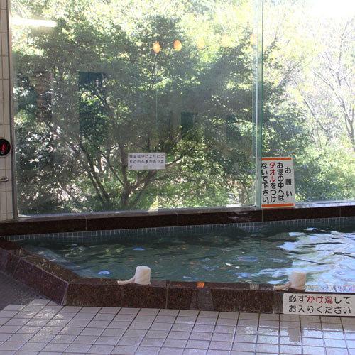 ◆泉質自慢!自然に囲まれたつるつる温泉をビジネス・観光の拠点に【素泊まり】