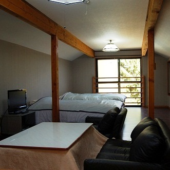 Villa Mountain View Triple Room with Balcony