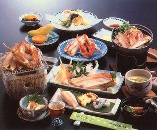 【タイムセール】かにづくしが最大2200円off☆【レストラン食】(事前カードor現金決済)
