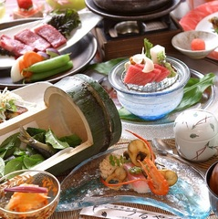 【気軽に阿蘇の食を満喫】お手軽グルメプラン♪〜納得のお料理で大満足