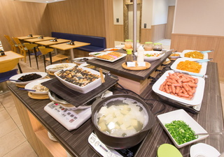 ☆出張のお供に♪☆『QUOカード1000円分』&『朝食バイキング』付プラン