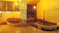 【定番】24時間入浴可能の名物「洞窟露天風呂」が自慢♪1泊2食付