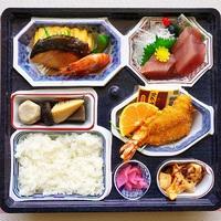 【◇1泊2食付き宿泊プラン♪◇】 -夕食・朝食は鳥羽の地元で有名な仕出し屋さんのお弁当!-