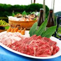 【夏限定!!】夕食はみんなでバーベキュー!!2食付プラン