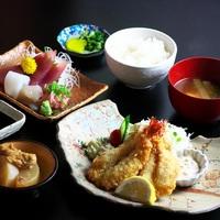 ☆地元食堂で新鮮獲れたて漁師めしを食べよう♪☆【1泊2食付よくばり定食プラン】