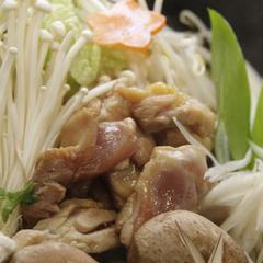 ■地鶏すき焼き■〆は親子丼!女性に人気の隠れメニュー<現金特価>