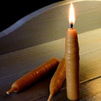 キャンドルナイトクリスマス【蜜ろうキャンドル作り体験&ピアノコンサートの夕べ】★特別コースディナー付