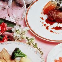 会津名産【馬刺しのカルパッチョ付】コース料理に地元の名産をプラス♪【自慢料理】