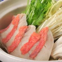 【選べるお鍋プラン!果物のお土産付】イベリコ豚鍋or金目鯛鍋から1名ずつ選べる創作和食!平日限定