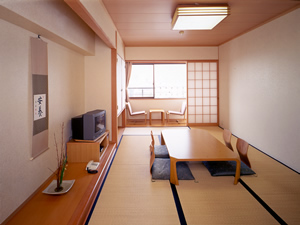 【禁煙】和室4人部屋(9畳)現金特価