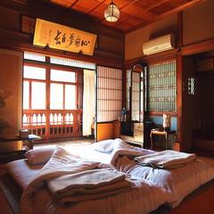 【スタンダード】 井上馨が愛した別邸に宿泊プラン[現金特価]