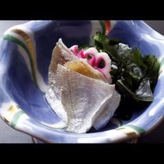 【春爛漫】旬の味覚を満喫♪桜鯛づくしプラン[1泊2食付]
