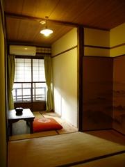 和室シングルルーム