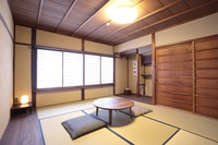 京町家に宿泊!ファミリー・グループに最適な1日1組様限定貸切素泊まりのお宿