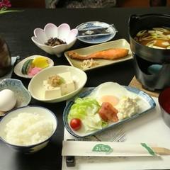 【朝食付き】 安心安全契約農家のコシヒカリ☆彡 健康和朝食付きプラン 【レイトチェックイン】