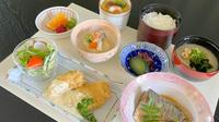 【2食付】ご夕食はリーズナブルに★夕食御膳/日替わりメニューで当日までお楽しみに!