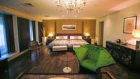 【和会席】■贅を極めた■プレジデンシャル・メゾネットジャグジー宿泊プラン