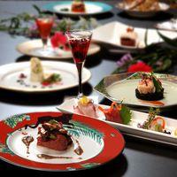 【和会席×創作フレンチ】お箸で食べられる和洋折衷を愉しむ〜よくばり会席〜