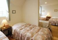 洋室4ベッドファミリールーム