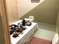 【お部屋食より個室で!】個室食事処確約 & 貸切風呂『個室でおいしい!ゆりかご』【お子様歓迎】