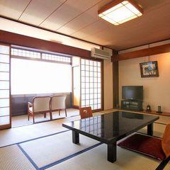 「海一望」和室(3F〜4F バスなしトイレ付き客室/※禁煙)