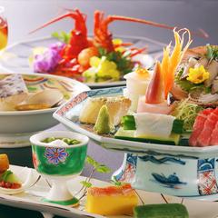 【GO TOにオススメ!】南房総大満足 伊勢海老・アワビ・かずさ和牛食べ比べプラン