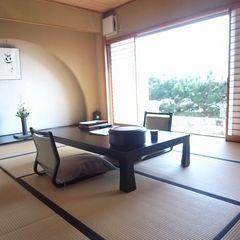 モダン和風「彩り亭」(1Fバストイレ付き客室/禁煙)
