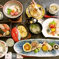 【北海道民限定】お一人様通常より3000円引!ご夕食はプチ贅沢な和食懐石膳【良佳の膳 雅】《2食付》