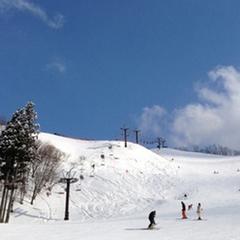 【★リフト券付★】オススメ会席&お子様膳♪おおやスキー場で滑ろう★2食付!