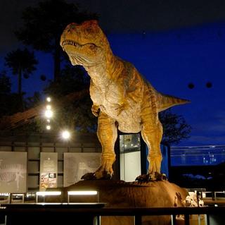 【朝食無料!】世界三大恐竜博物館の一つとも言われる福井県立恐竜博物館のチケット付プラン