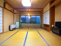 【禁煙】和室・トイレ付 眺めの良い、明るいお部屋です。