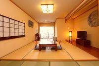 くつろぎの和室〜海〜★天然温泉露天風呂付き客室★