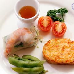 【KAZE〜風〜】伊豆牛ステーキと金目西京焼きと食べるスープ鶏飯★スタンダードプラン