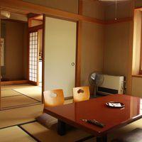 【2階客室】〜こなし〜8畳+次の間4.5畳+洗浄機付トイレ
