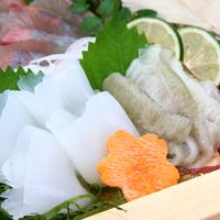 【個室食】【人気】アワビのおどり焼き&海鮮コース満喫!日間賀島の味覚1泊2食付 名鉄海上観光船20%