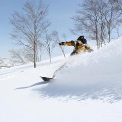 【すべっ得】スキージャムリフト券とお刺身御膳プラン