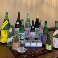 【秋田の地酒】 館主が選んだ3種地酒飲み比べプラン