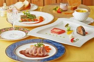 美食家のための、豪華にして繊細なフランス料理、スペシャルディナープラン☆バラ風呂付き【クリスマス】