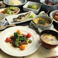 【2食付】四季折々の北信五岳と自家製食材の手作り料理を楽しむ【竹屋基本プラン】