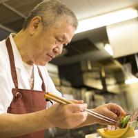 【基本◆月替わり会席】ミナミの老舗割烹出身!この道50年の料理人が織り成す本格会席<部屋食>