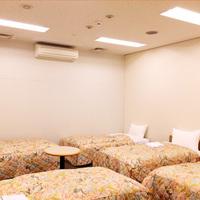 6名グループ部屋(サウナ・露天・大浴場付)