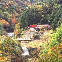 東京スカイツリーとほぼ同じ高さから眺める山梨県の絶景を見よう!秘湯の湯と田舎料理堪能♪自然を感じる旅