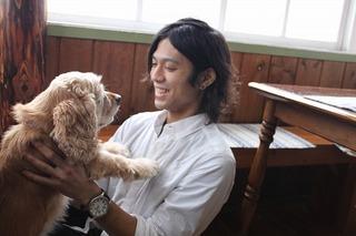 愛犬と一緒にツインルーム