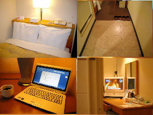 お掃除なしで2泊or3泊限定のエコプラン≪アメニティ交換有り≫朝食無料♪大浴場完備