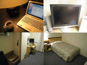 【室数限定】セミダブルルーム2名1部屋!5000円ポッキリプラン!素泊り♪