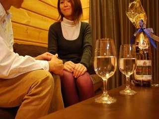 【春夏旅セール】【二人で乾杯】ログ&スウィート棟を二人で貸切るプチ贅沢&スパークリングワイン付♪