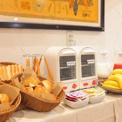 さき楽♪【早割7★室数限定】7日前までお得♪♪無料朝食サービス