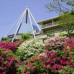 ≪素泊まり≫お手軽!日岡山公園内の緑あふれる施設でのんびり(¥4,800〜)