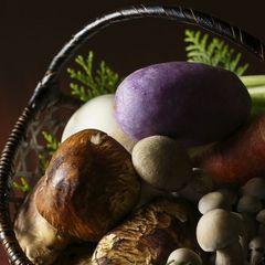 ◆スタンダードプラン◆〜さりげなく満たされる「上質のとき」、スロー風土を召し上がれ〜